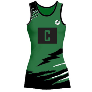 junior - netball dress